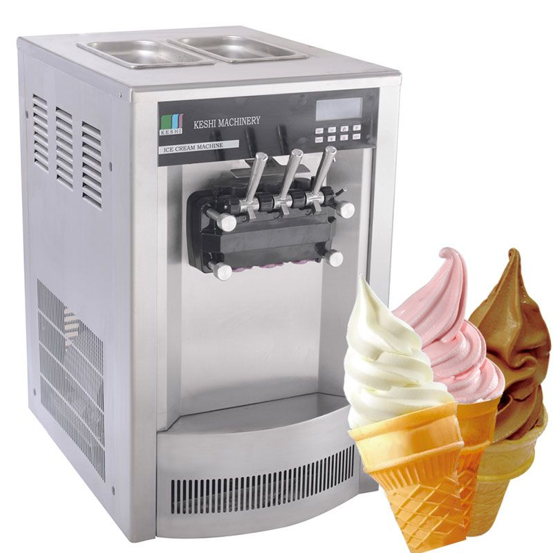 Soft Ice Cream Machine Market To See Stunning Growth Taylor