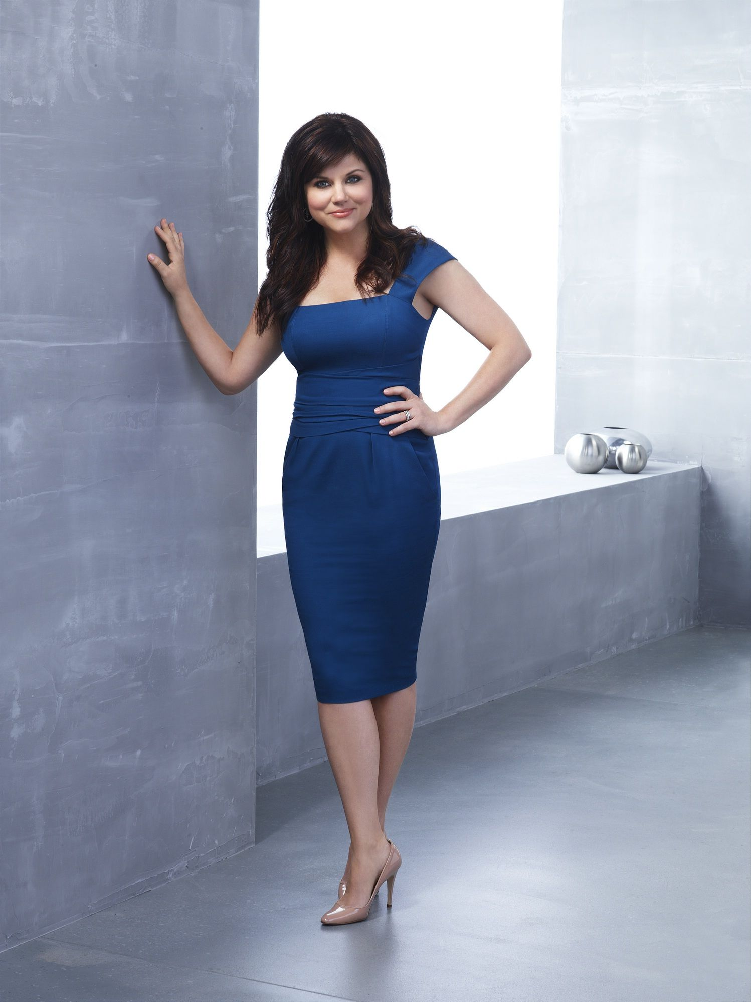 Image result for Tiffani Thiessen white collar