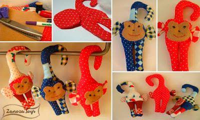 micras mono de tela principiantes mono, coser un mono, mono mono de tela con las…