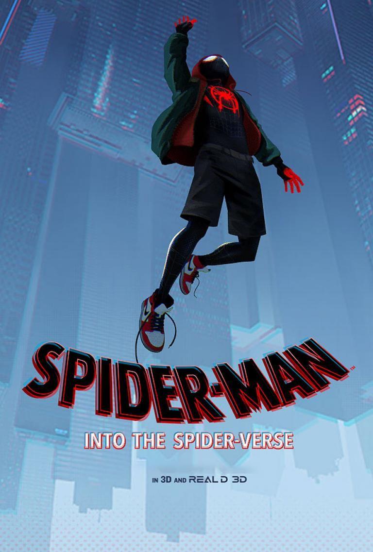 Watch Online Spider Man Into The Spider Verse 2018 Full Hd Movie