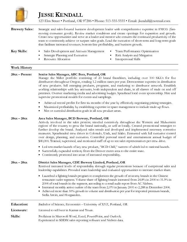 beer-sales-representative-resume-examples-JK_Brewery_Salesjpg - sales representative resume examples