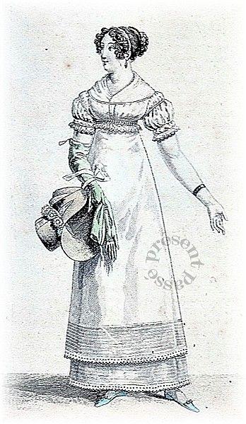 Fashion for Woman, 1818