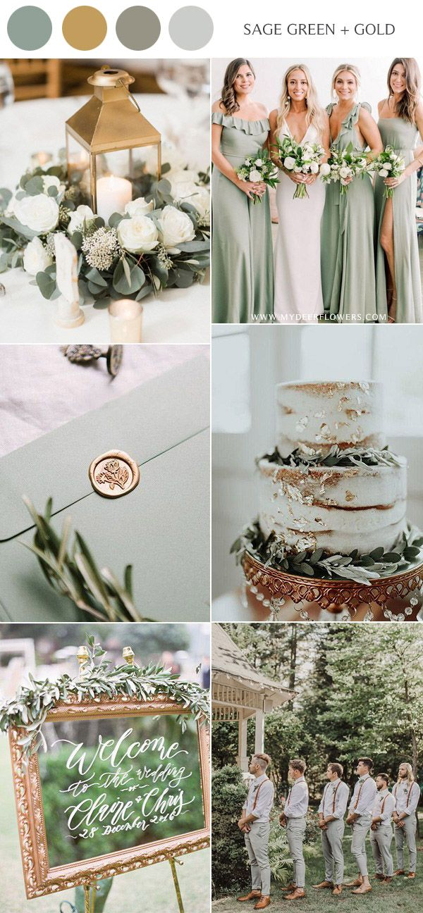 Top 10 Fall Wedding Color Scheme Ideas for 2020 Trends #fallweddingideas
