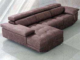 Sofá con chaise-longue Divani Star Gyn. Imagen2 | Sillones | Pinterest