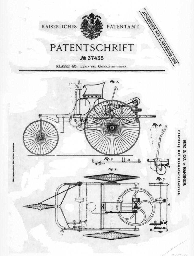 Patente Benz