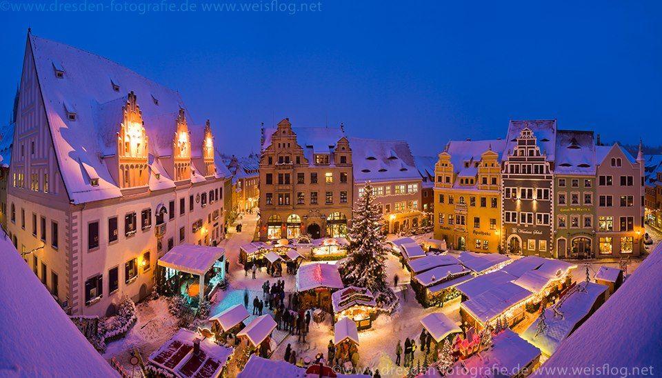 Weihnachtsmarkt in Meißen Christmas markets europe