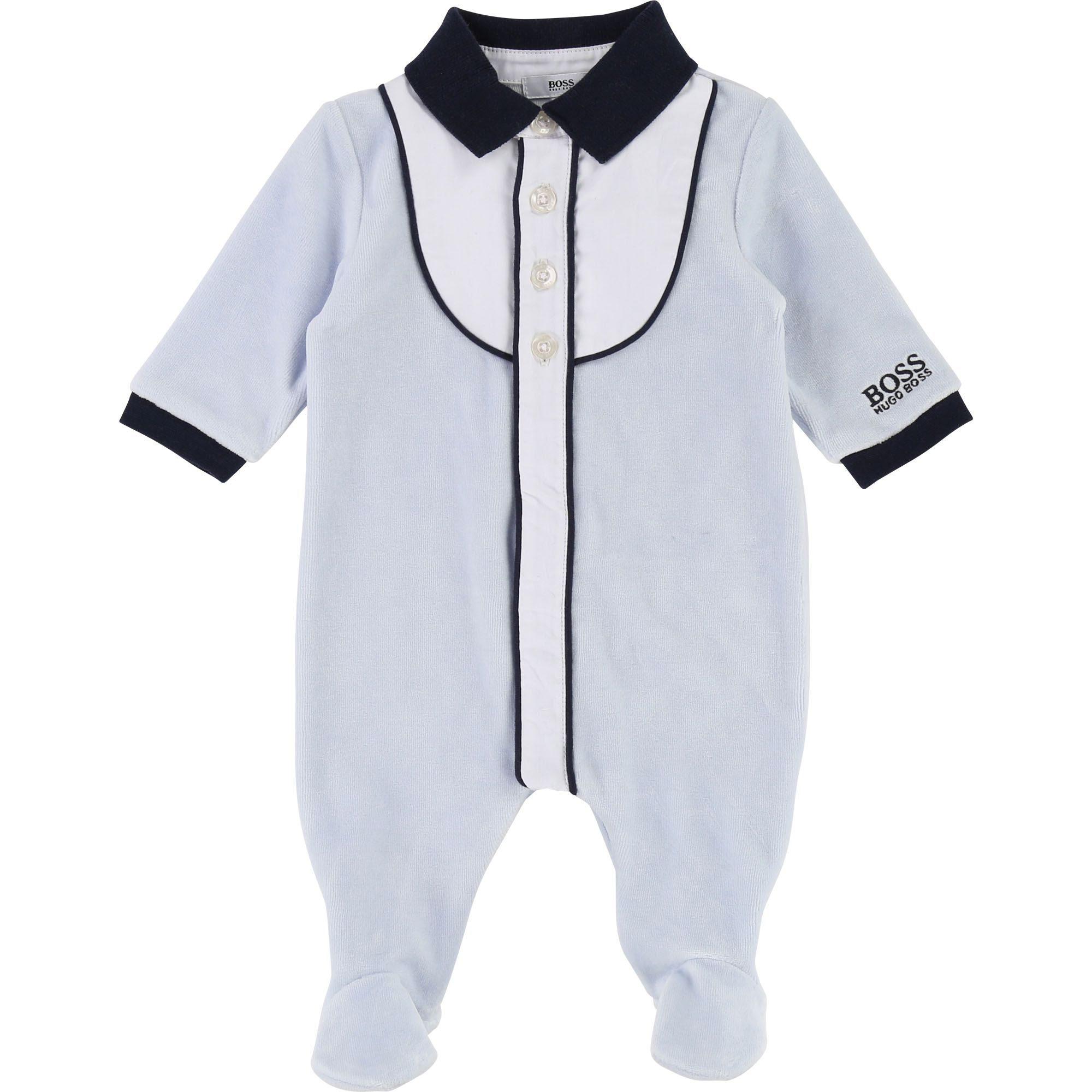 Rabatt Factory Outlets neue auswahl Pin by Nguyễn Như on Clothes length | Baby boy pajamas, Hugo ...