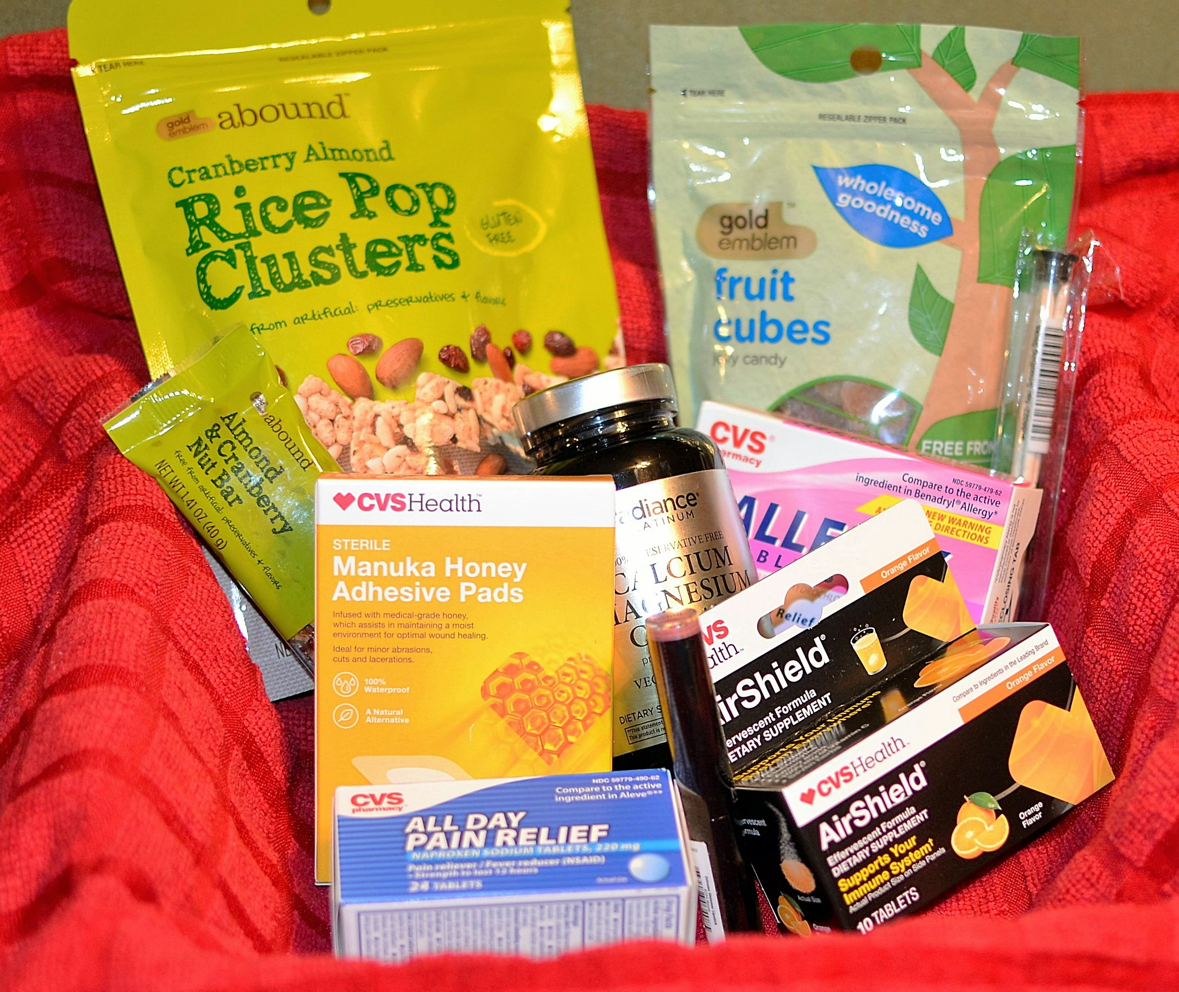 Cvs Wellness Prize Pack 25 Gift Card Giveaway Findyourhealthy 1 4