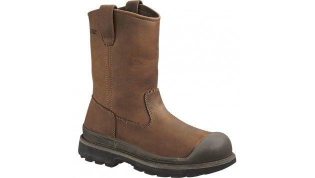2eec0ae04ab Wolverine® - Crawford - All Weather Welt Waterproof Steel Toe 10 ...