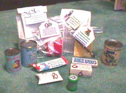 Twelve 12 days of christmas gift box sets
