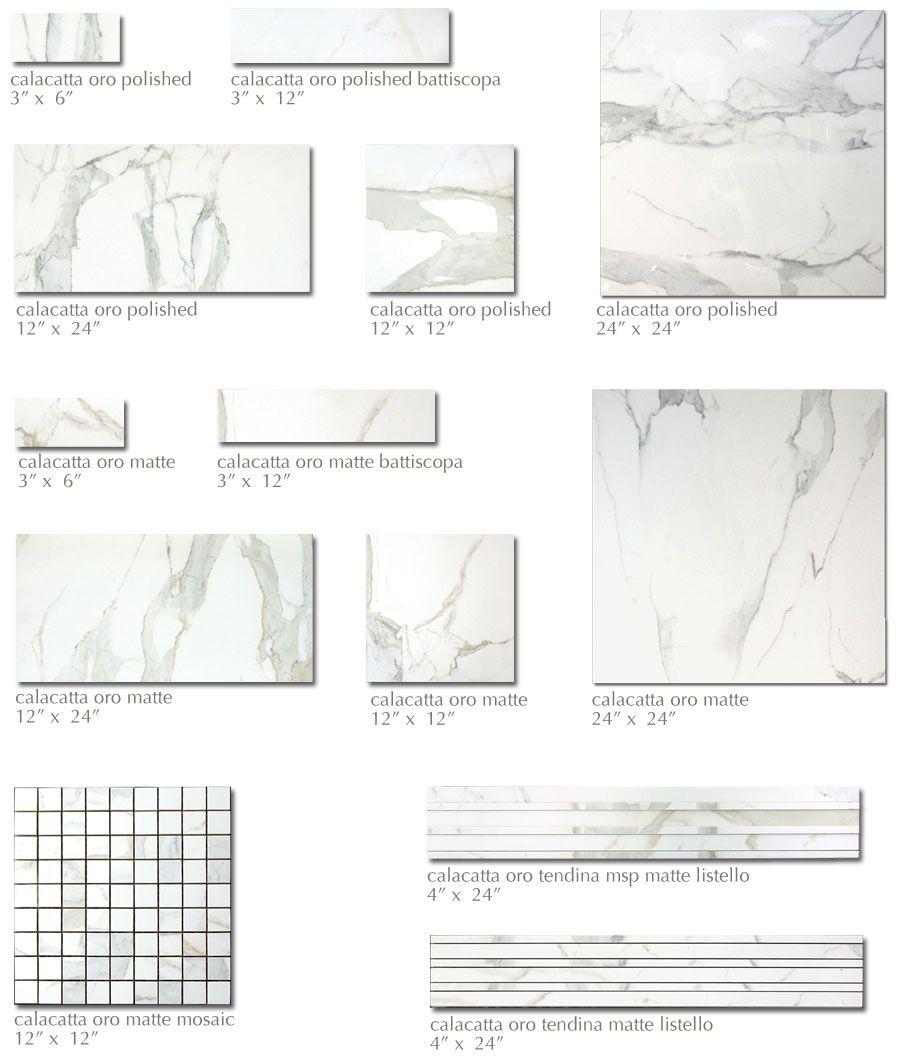 Porcelain Tile Looks Like Calacatta Gold Evolution – Pental Granite & Marble