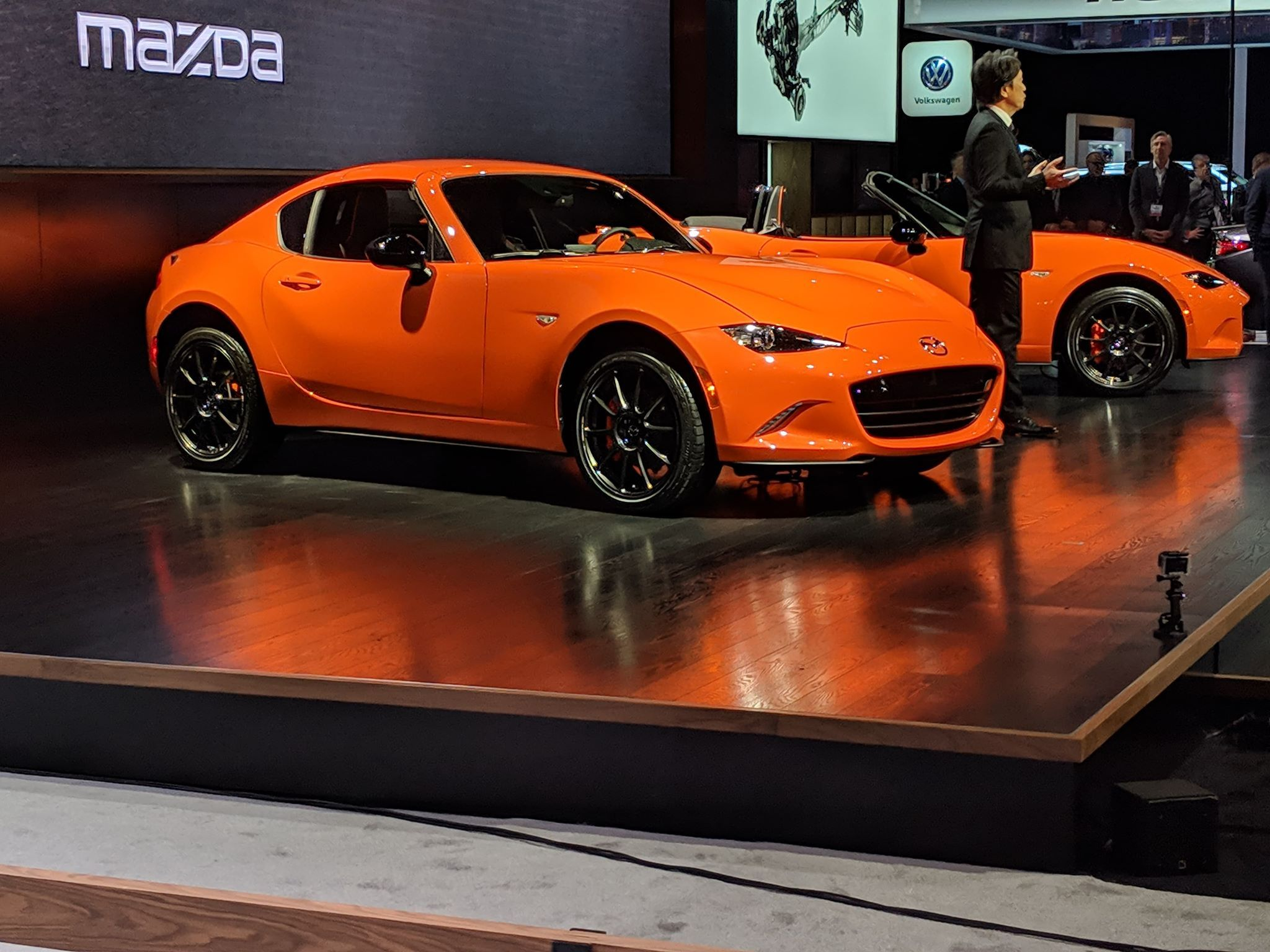 It's Official - 30th Anniversary Edition at the Chicago Auto Show