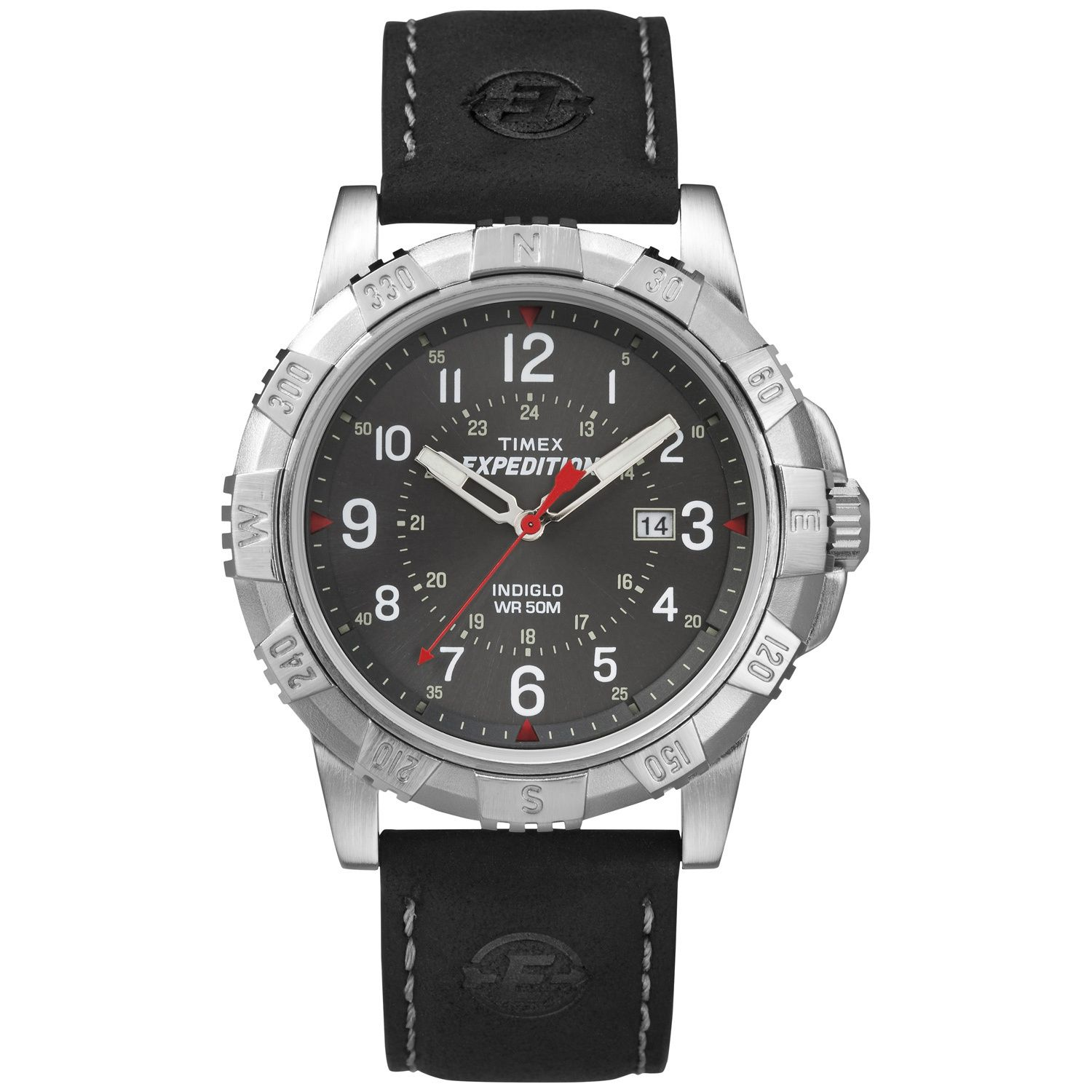 Timex Men's T499889J Expedition Rugged Metal Field Strap Watch