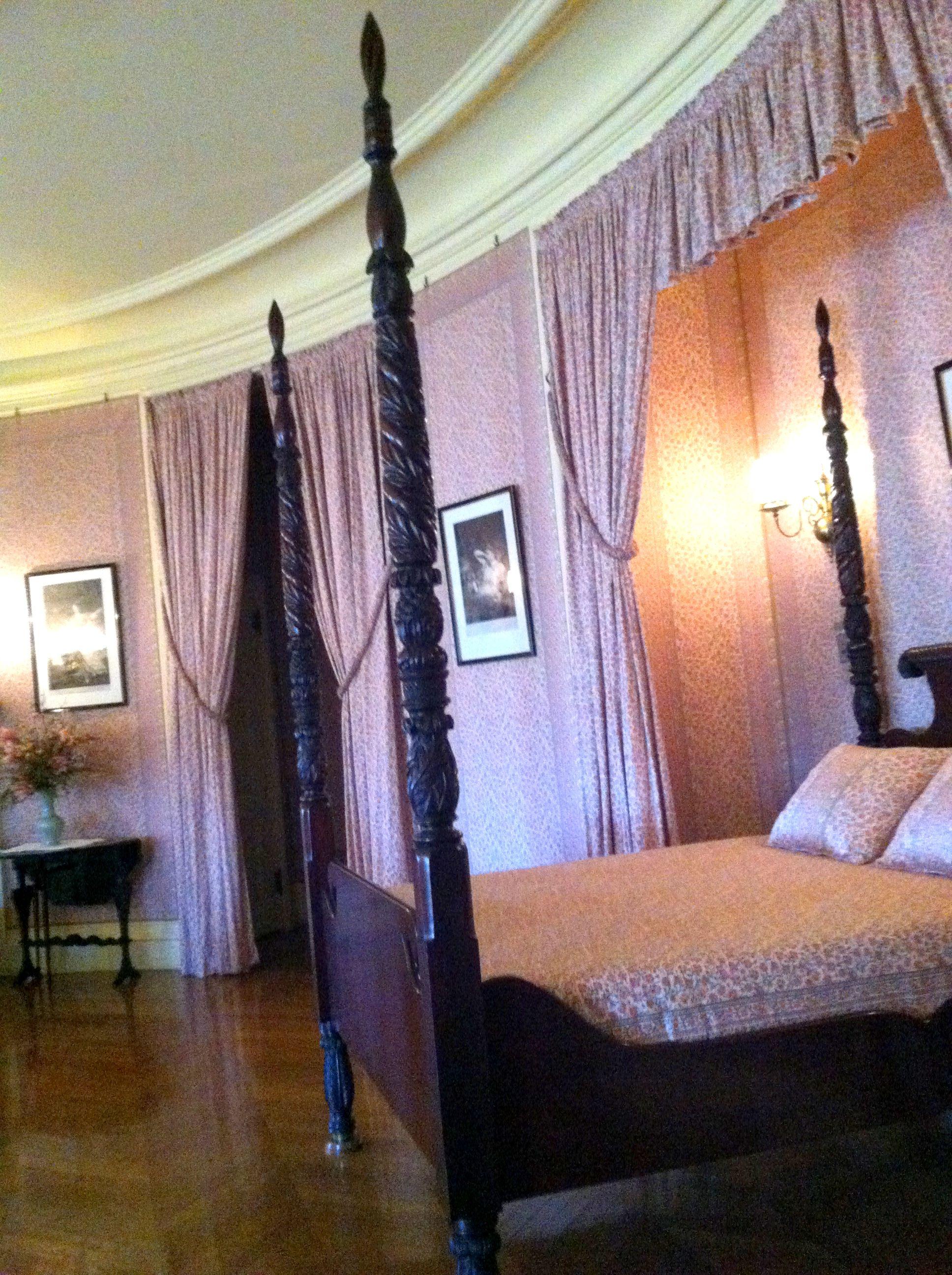 Biltmore House- 3rd floor- North Tower Bedroom- door ...