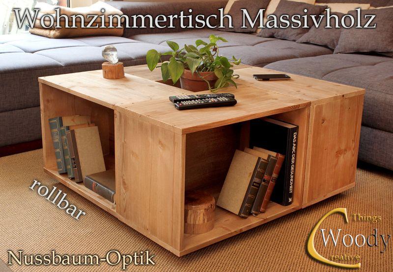 wohnzimmertisch aus weinkisten von woody s creative things. Black Bedroom Furniture Sets. Home Design Ideas