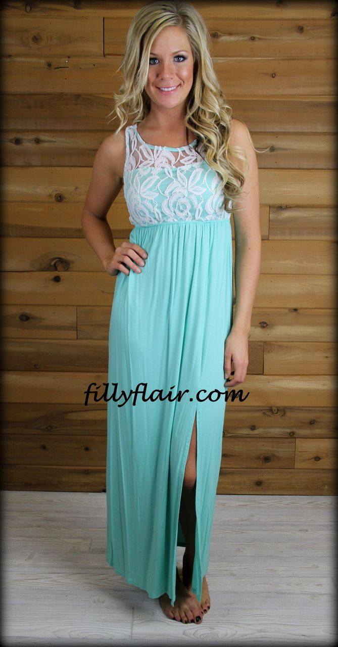 Lovely in lace in mint filly flair my style pinterest filly