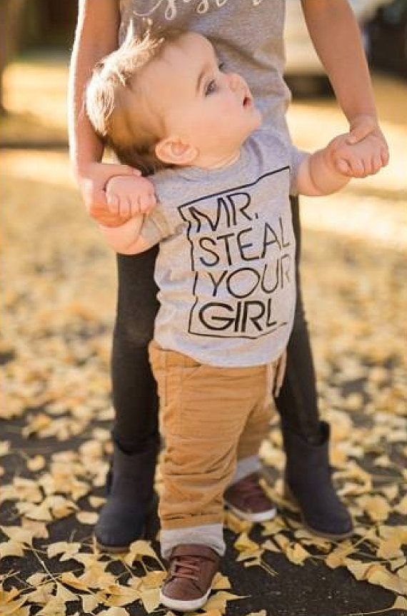 Best Funny Girl Toddler Shirt, Mr. Steal Your Girl, Toddler Tshirt, Boys Shirt, Boys Tee, Funny Shirt, Trendy Tee, Infant Shirt, Infant Tee Mr. Steal Your Girl Toddler Shirt Toddler by TheWhiteInviteGifts