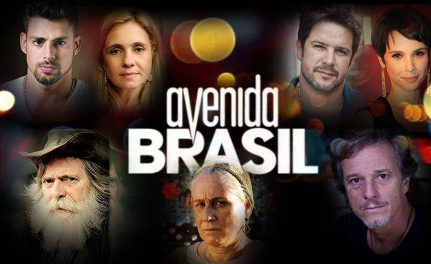 Avenida Brasil Novelas Brasileiras Novela Avenida Brasil E Novelas