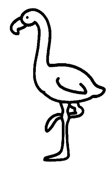 Flamingo Coloring Page Flamingo Coloring Page Flamingo Color Flamingo Projects
