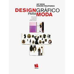 Livro - Design Gráfico para Moda