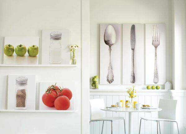 Küchenbilder - erfrischen Sie die Küchenwände und sorgen Sie ...