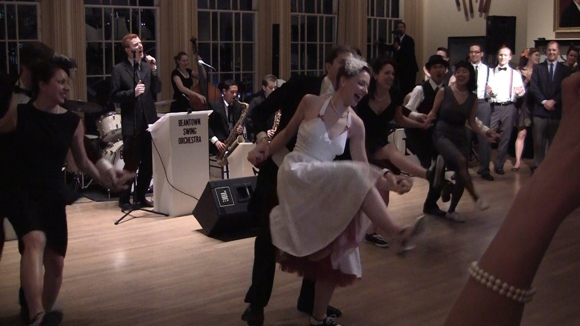 Incredible First Dance Swing Hallelujah I Love Her So