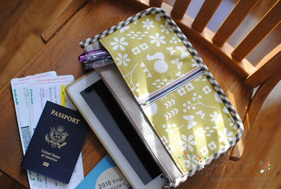 Travel Outbound Bag Sewing Pattern | Craft Ideas | Pinterest