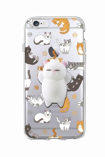 super popular 5dbea 72182 3D Squishy Cat Phone Case | SAMSUNG CASES in 2019 | squishy | Iphone ...
