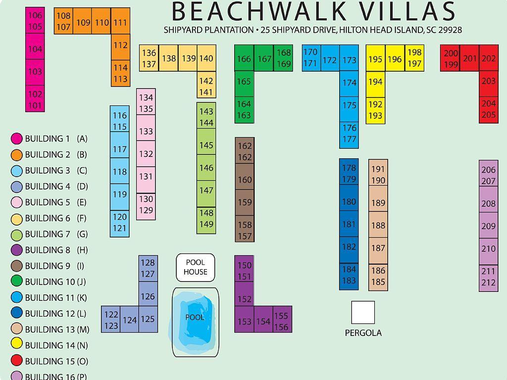 Beachwalk 109 shipyard townhouse vrbo beach walk