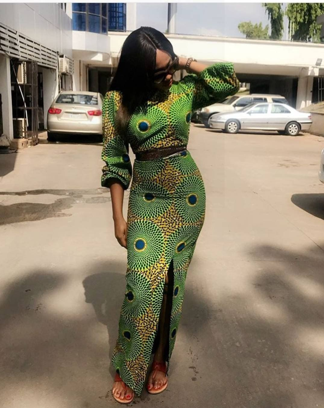 African dresses ankara dresses african women african prints prom
