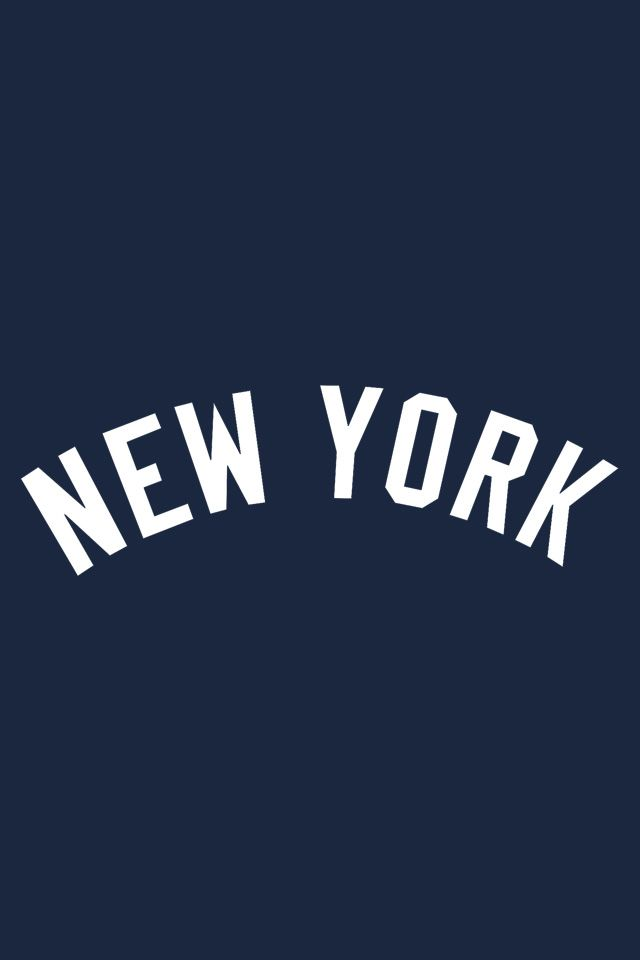 Baseball New York Yankees Iphone Wallpaper Cuteiphonewallpaperstumblr Iphonewallpapers4k In 2020 New York Yankees Baseball Wallpaper New York Wallpaper