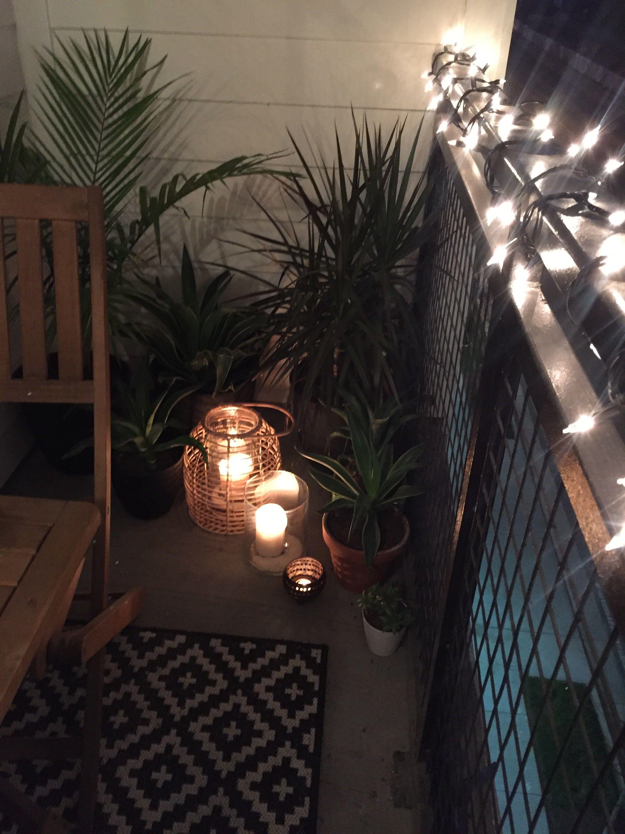 40+ Romantic Balcony Ideas for Small Apartment #balconyideas