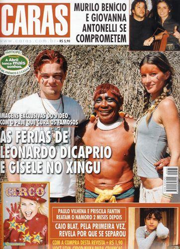 Caras - Agosto 2004