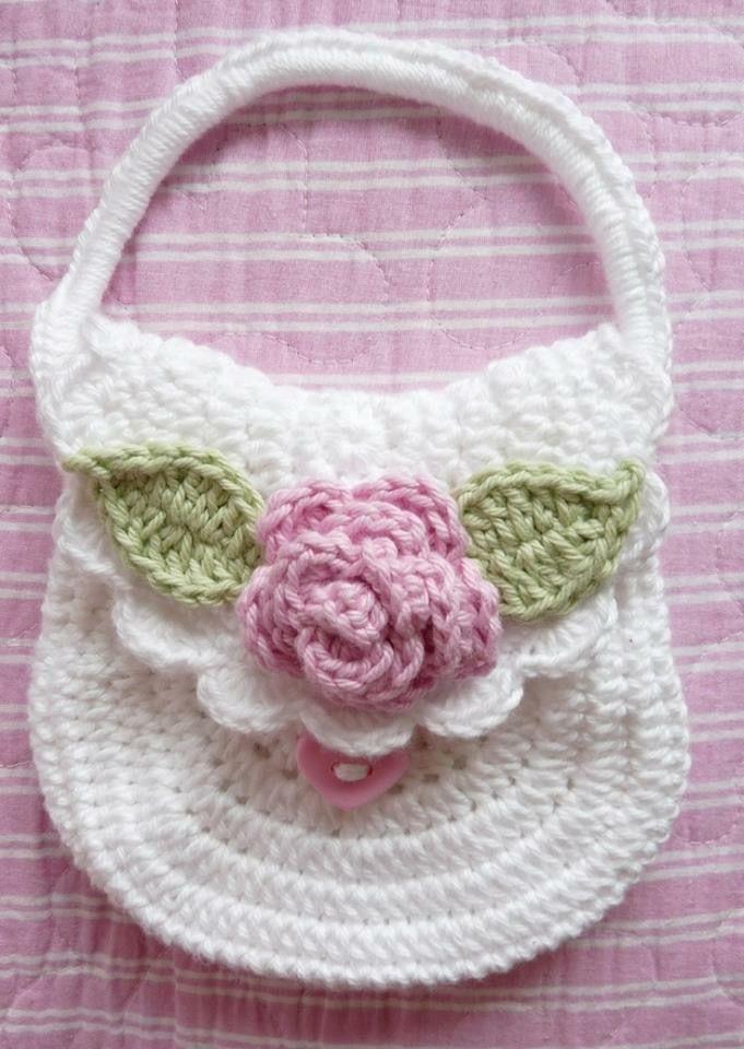 Pin de My3LittleEsCreations en Crochet Bags | Pinterest | Bolsos ...