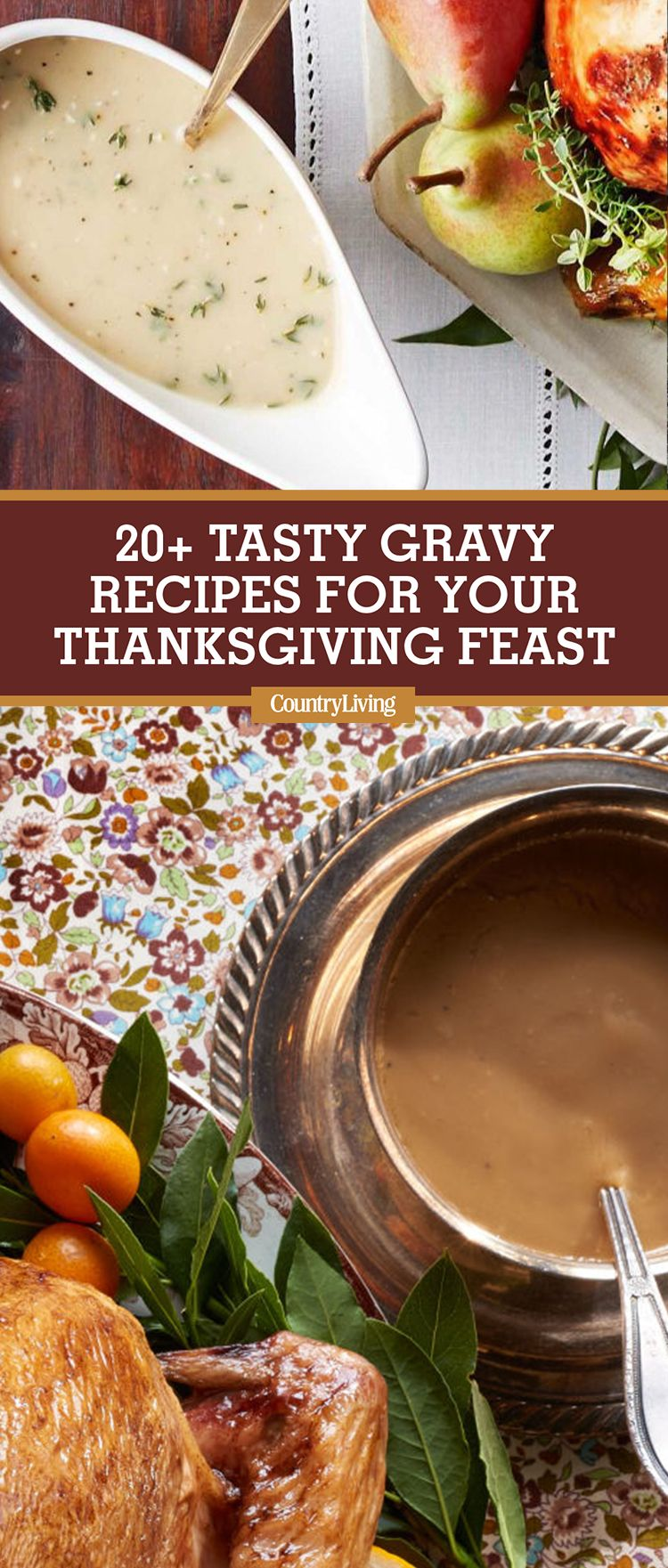 45 Easy Gravy Recipes for Your Thanksgiving Feast Easy