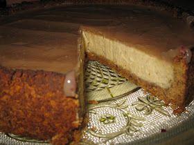 Cheesecake de castanha