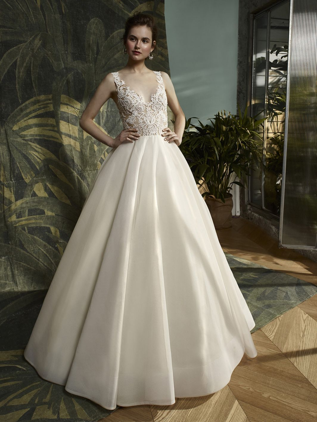 Krystal front blue by enzoani collection pinterest