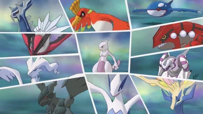 Best Legends In Usum Cool Pokemon Pokemon Mythical Pokemon