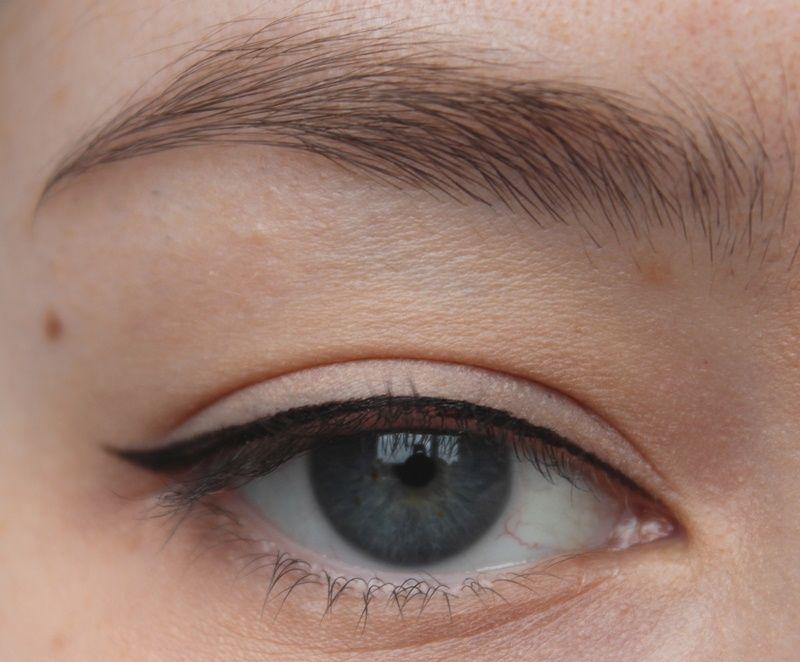 eyeliner bei schlupflidern tipps tricks und tutorial make up face stuff pinterest. Black Bedroom Furniture Sets. Home Design Ideas