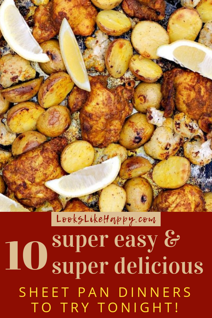10 Best Quick and Easy Sheet Pan Dinners for Busy Nights
