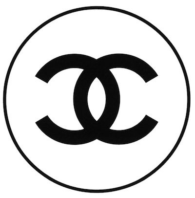 The Chanel Logo Design Was Designed In 1925 By Coco Chanel Herself And Remained Unchanged Ever Fashion Logo Design Chanel Logo Fashion Logo Design Inspiration
