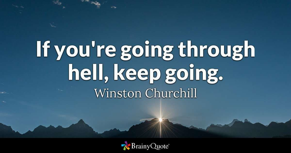 Brainyquotes: Winston Churchill Quotes