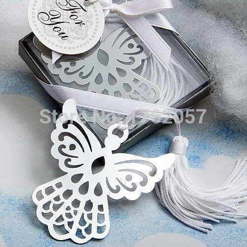 50pcs Exquisite Wedding Gifts Angel Monolithic Met Danm