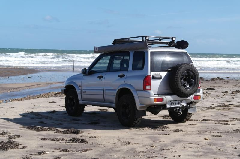 Show Us Your Camp Setups Grand Vitara Suzuki Kia Sportage