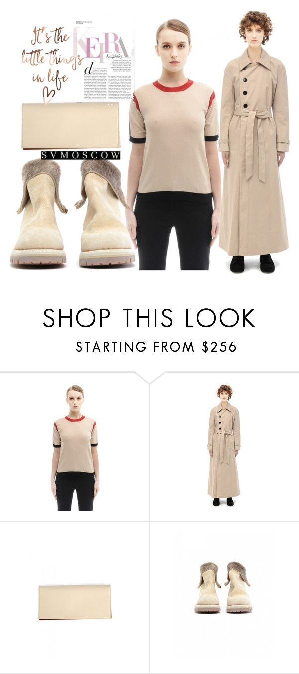 """11 SVMoscow"" by fatimka-becirovic ❤ liked on Polyvore featuring Marni, A.F. Vandevorst, Maison Margiela and Guidi"