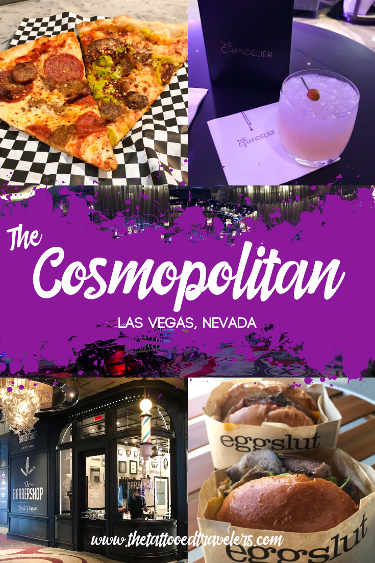 A Local S Review Of The Cosmopolitan Hotel In Las Vegas With Images Las Vegas Hotels Las Vegas Restaurants Cosmopolitan Las Vegas