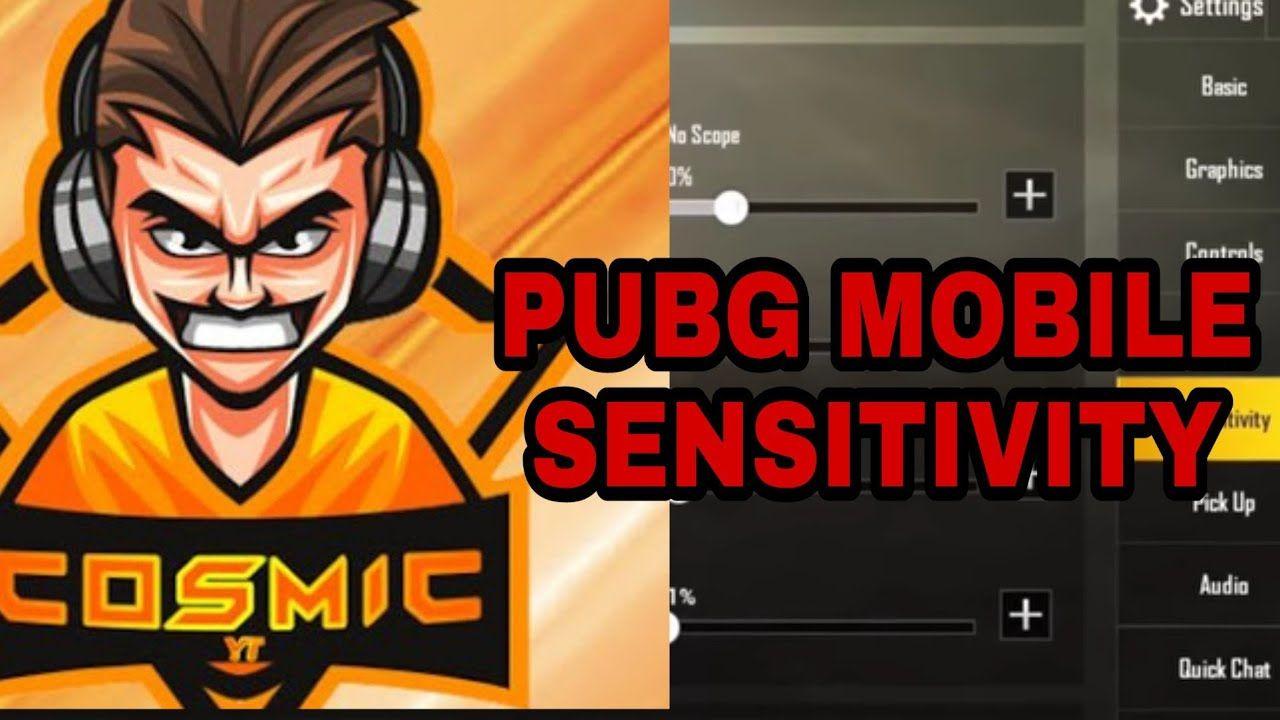 Cosmic Yt Pubg Mobile Senstivity Pubg Mobile Emulator