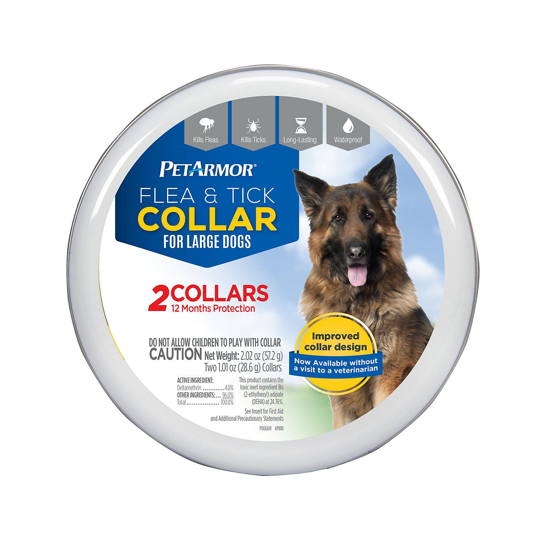 Petarmor Flea Tick Collar For Dogs Large Flea Tick Large