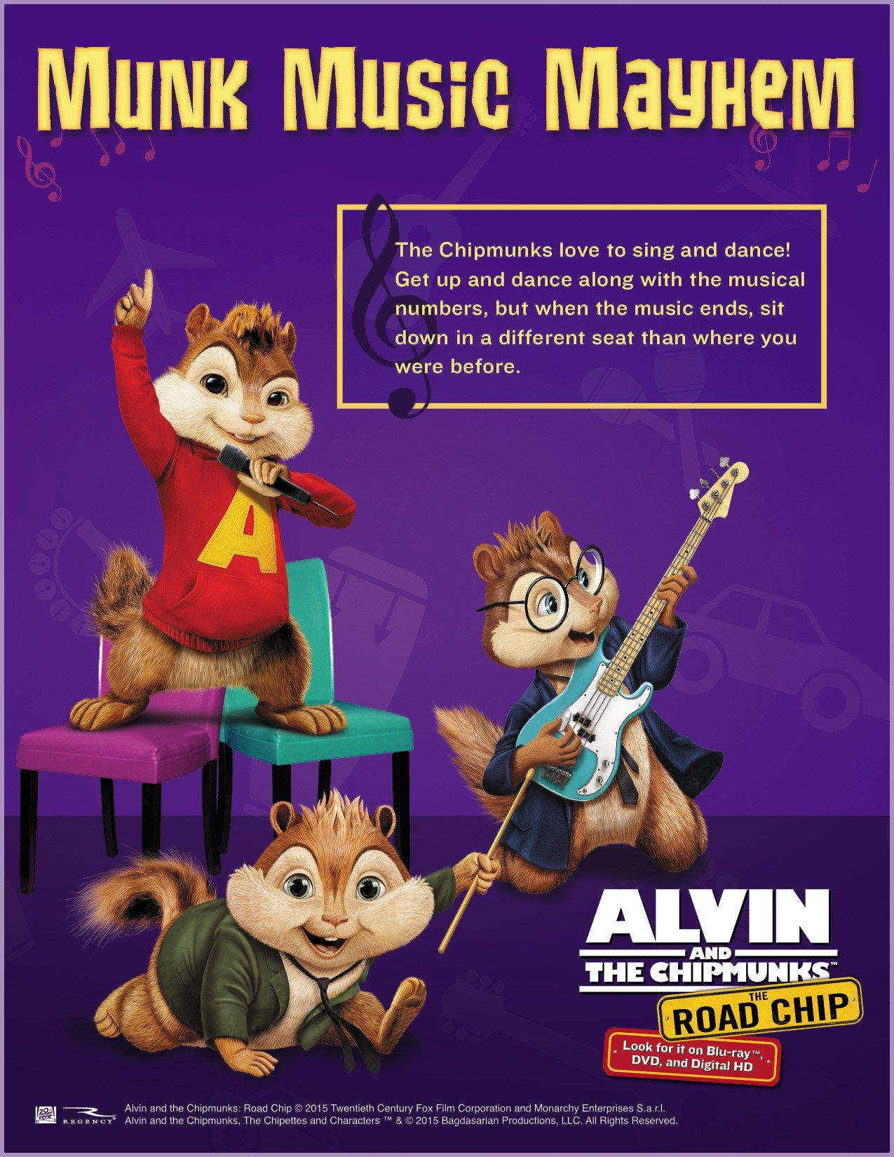 Alvin And The Chipmunks The Road Chip Release And Giveaway With
