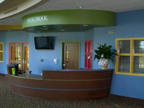 Foyer Ideas For Childcare : Preschool centers welcome center school